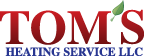 Tom's Heating Services Inc logo