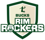 Bucks Rim Rockers logo